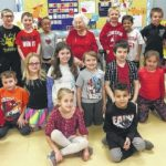 Seniors read to London first-graders