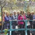 Deer Creek Daisies visit the Home and Garden Show