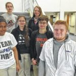 Tolles students advance to state FCCLA competition