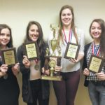 Tolles students excel at state Business Professionals of America competition