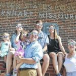London family travels to Missouri for eclipse