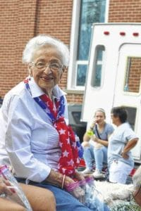 Lilly Chapel holds Homecoming celebration