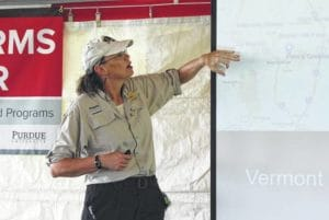 Talks focused on beginning and small-scale farming