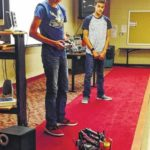 Robotics take center stage at London School Board