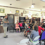 Local students see history come alive
