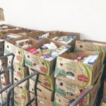 Food pantry accepting volunteers and donations