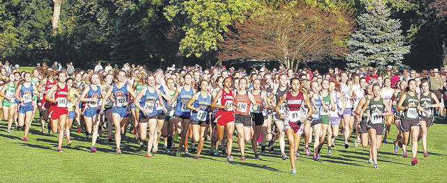 The Erin L. Nance Fall Distance Classic will once again be held at the London Country Club Saturday, Sept. 30.