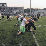 Vallery leads Eagles to win