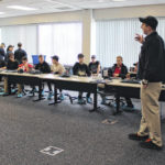 London students get look at manufacturing