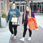 Shoppers keep retailers busy