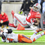 No waiting for Ohio State, Wisconsin backs