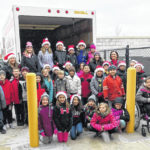 PCES annual food drive