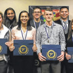 Tolles honors Senior Interview Contest winners, finalists
