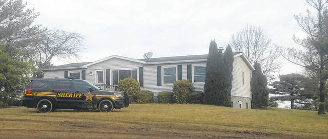 The home at 21378 Titus Road in Raymond was under a five month investigation into alleged drug trafficking by the Multi-Agency Drug Enforcement (M.A.D.E.) Task Force. Three were arrested on outstanding warrants.