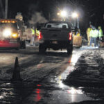 Cold causes Plain City water main break
