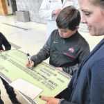 West Jefferson youth raises thousands for cancer research