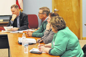 Stivers meets with Madison County Substance Abuse Coalition