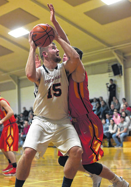 Shekinah Christian's Austin Lynn was selected first team Division IV All-Central District.