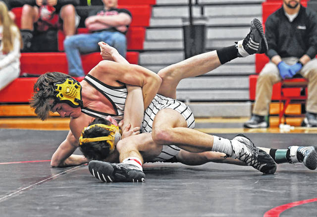 West Jefferson junior Joey Buckland will wrestle against the state's best this week at the OHSAA state championships at Ohio State University. The tournament will start Thursday and run through Saturday.