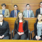 Mock Trial team heads to state competition