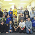 WJMS February students of the month