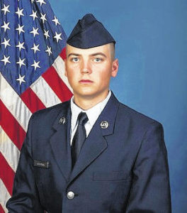 Goodwin graduated from basic military training