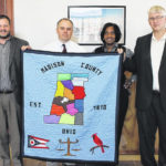 Madison Correctional presents quilt