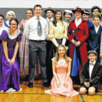 Play PreviewShekinah flies in with 'Poppins'