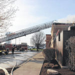 Mulch cause of Wendy's fire