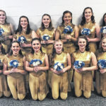LHS winter guard puts on show