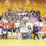 Madison-Plains seniors honored on Decision Day