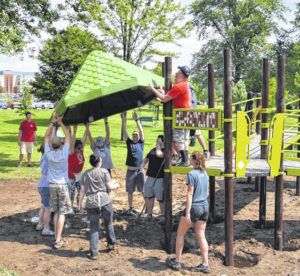 New additions come to Cowling Park