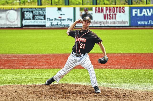 Zac Carey, a London High School graduate and pitcher at Bowling Green State University, was recently named to the MAC All-Defensive Team.