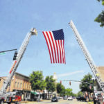 Eades honored in procession