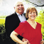 50th wedding anniversary to be celebrated