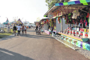 At the Madison County Fair